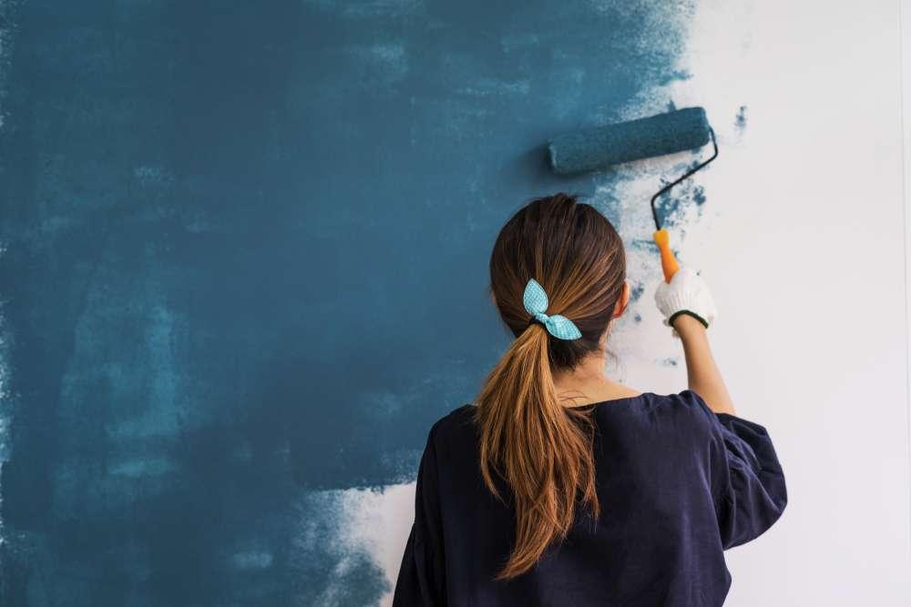 cómo elegir pintura para una reforma