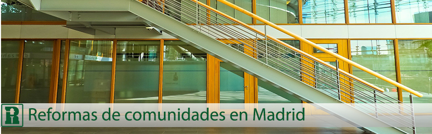 reformas comunidades madrid