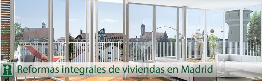 reformas viviendas en madrid