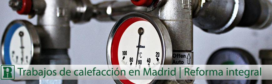 calefacción en madrid